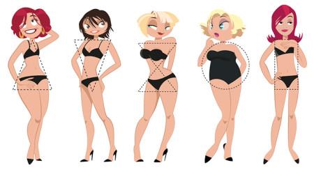 Подбор одежды по типу фигуры (+видео)