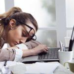 Продукты вызывающие сонливость на работе