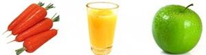 Морковный сок: польза и рецепты для очищения
