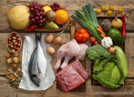 Основные ошибки при переходе на правильное питание
