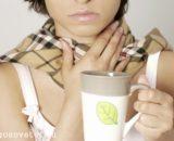 Какая еда поможет вылечить больное горло