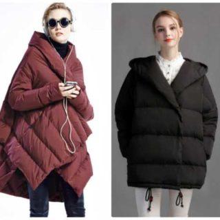 Дутые куртки и пуховики