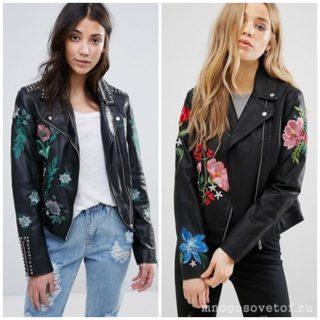 Модные женские куртки и пуховики сезона 2018