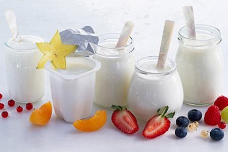 Омолаживающая маска из йогурта